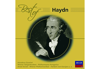 VARIOUS, Dorati/Karajan/WP/PHH/+ - BEST OF HAYDN - (CD)