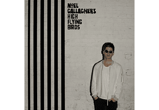 Noel Gallagher, High Flying Birds - Chasing Yesterday - (CD + Bonus-CD)