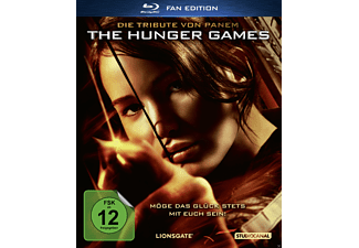 Die Tribute von Panem - The Hunger Games (Fan Edition) - (Blu-ray)