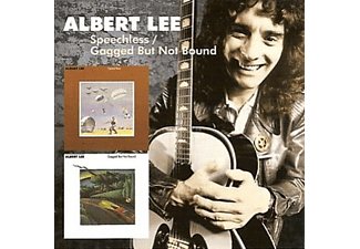 Albert Lee - Speechless / Gagged But Not Bound (CD)