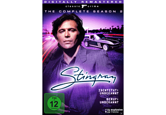 Stingray - Staffel 2 [DVD]