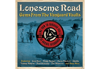 VARIOUS - Lonesome Road - (CD)