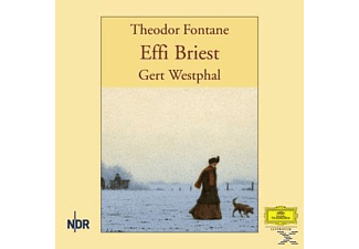 Effi Briest - 8 CD - Literatur/Klassiker