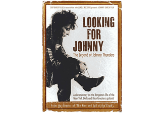 Johnny Thunders - Looking For Johnny - The Legend Of Johnny Thunders - (DVD)