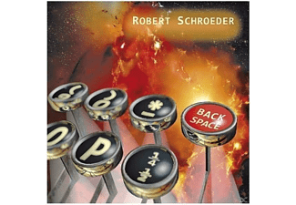 Robert Schröder - Backspace - (CD)