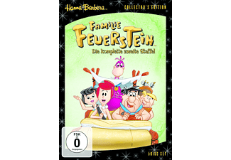 FAMILIE FEUERSTEIN 2.STAFFEL (COLLECTORS EDIT.) - (DVD)