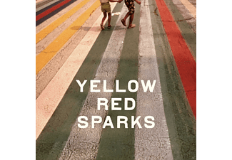 Yellow Red Sparks - Yellow Red Sparks - (CD)