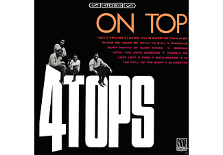 The Four Tops - On Top - (CD)