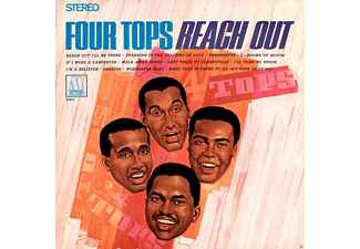 The Four Tops - Reach Out - (CD)