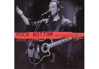 Dave Davies - Live At The Bottom Line (CD)