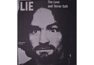 Charles Manson - The Love Lie & Terror Cult (CD)