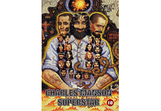 Charles Manson - Superstar (DVD)