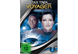 Star Trek: Voyager - Staffel 7 - (DVD)