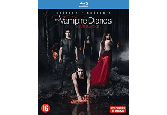 The Vampire Diaries - Seizoen 5 | Blu-ray