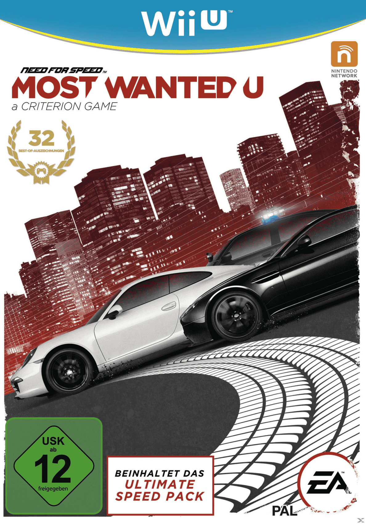 Need for Speed: Most Wanted für Nintendo Wii U
