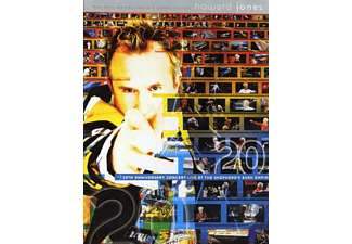 Howard Jones - 20th Anniversary Concert - Live At Shepard's Bush Empire - (DVD)