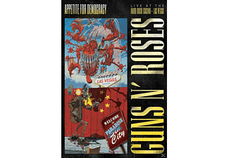 Guns N' Roses - Appetite For Democracy: Live - (DVD)