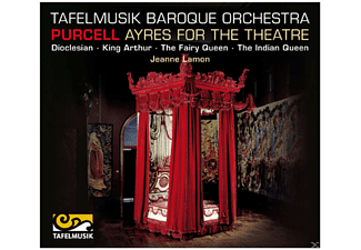 Jeanne Lamon, Tafelmusik Barockorchester - Ayres For The Theatre - (CD)