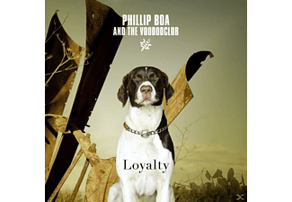 Phillip & The Voodooclub Boa - Loyalty - (Vinyl)