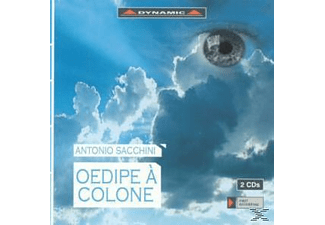 Antonio Sacchini - Oedipe a Colone - (CD)
