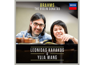 Leonidas Kavakos, Yuja Wang - The Violin Sonatas [CD]