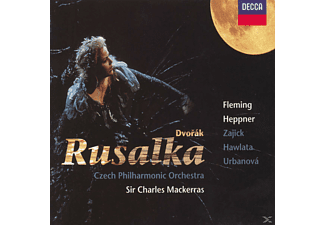 Cpo, Fleming/Heppner/Mackerras/TP - Rusalka (Ga) - (CD)