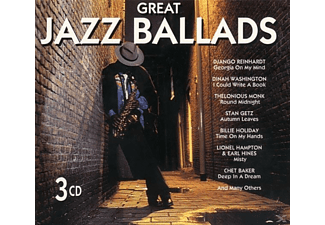VARIOUS - Great Jazz Ballads - (CD)