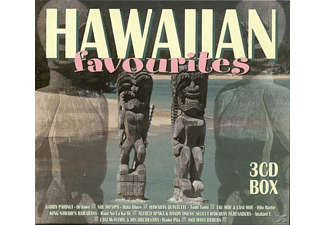 VARIOUS - Hawaian Favourites - (CD)