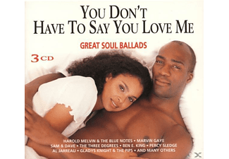 VARIOUS - Great Soul Ballads-You Don't Have - (CD)