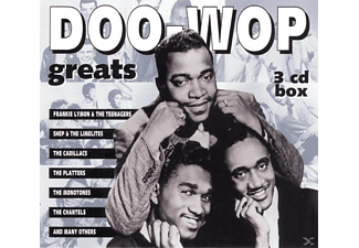 VARIOUS - Doo-Wop Greats - (CD)