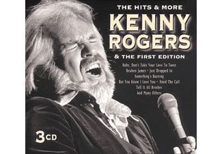 Kenny Rogers - Big Hits & More - (CD)