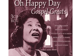 VARIOUS - Oh,Happy Day-Gospel Greats - (CD)