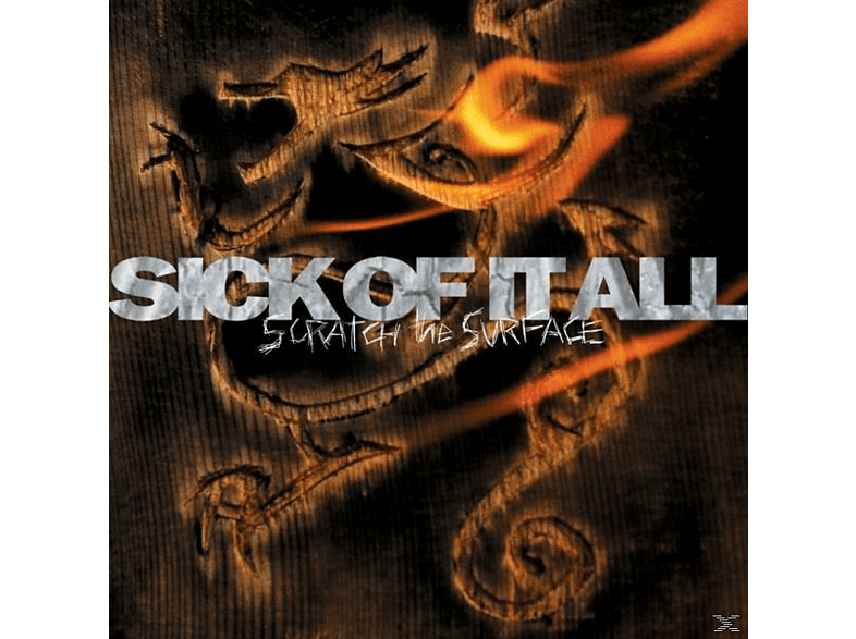 Sick Of It All - Scratch The Surface [Vinyl]