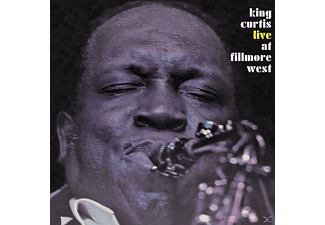 King Curtis - Live At Fillmore West - (Vinyl)