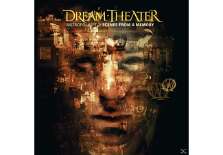 Dream Theater - METROPOLIS PART 2-SCENES FROM A MEMORY - (Vinyl)