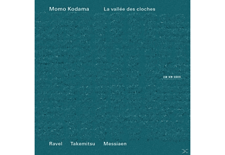 Momo Kodama - La Vallee Des Cloches [CD]