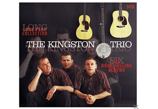 The Kingston Trio - Long Play Collection: 6 Huge Albums - (CD)