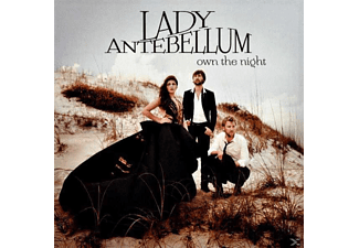 Lady Antebellum - OWN THE NIGHT - (CD)