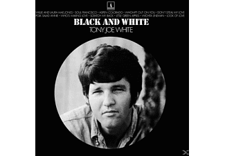 Tony Joe White - Black & White - (Vinyl)