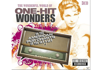 VARIOUS - The Wonderful World Of One Hit Wond - (CD)