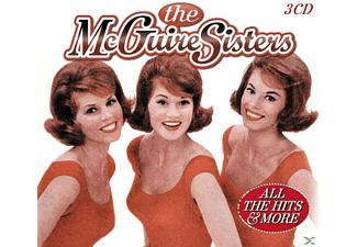 The Mcguire Sisters - All The Hits And More [CD]