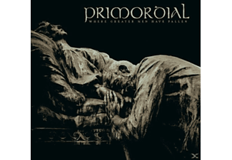 Primordial - Where Greater Men Have Fallen - (CD)