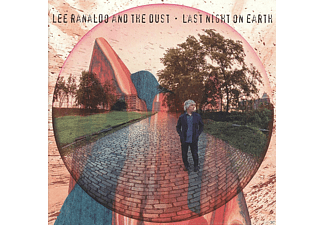 Lee -and The Dust- Ranaldo - Last Night On Earth - (CD)