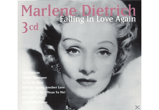 Marlene Dietrich - Falling In Love Again - (CD)