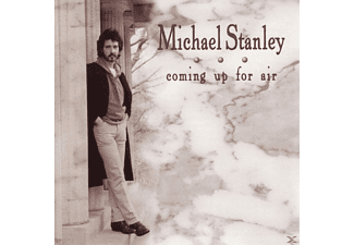 Michael Stanley - Coming Up For Air - (CD)