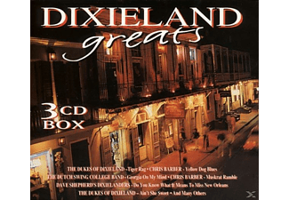 VARIOUS - Dixieland Greats - (CD)