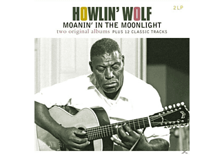 Howlin' Wolf - Howlin' Wolf/Moanin' In The Moonl - (Vinyl)