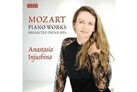 Anastasia Injushina - Klavierwerke-Neglected Treasures [CD]