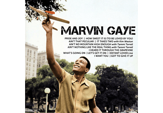 Marvin Gaye - Icon - (CD)