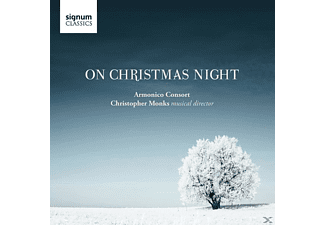 MONKS/ARMONICO CONSORT - On Christmas Night - (CD)